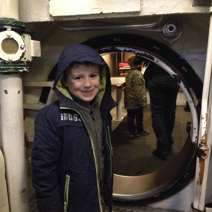 Our Day Out At Chatham Dockyard, Kent-4