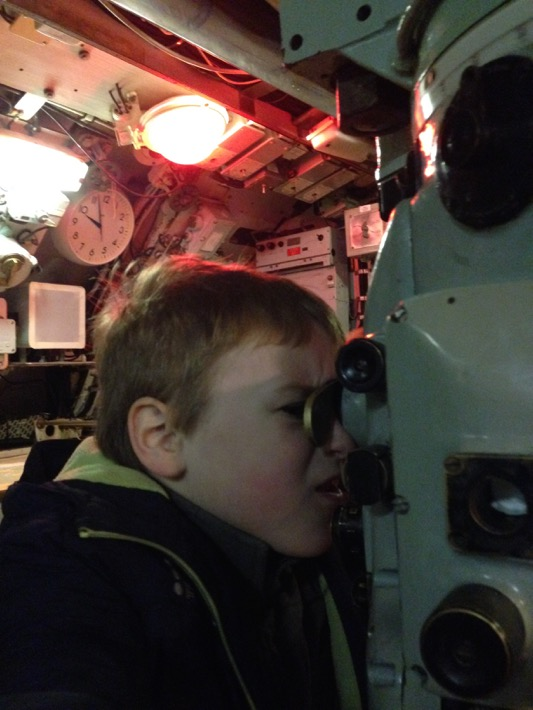 Our Day Out At Chatham Dockyard in Kent-4