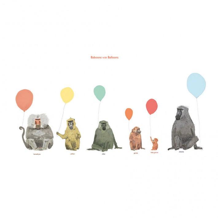 original_baboons-with-balloons-print