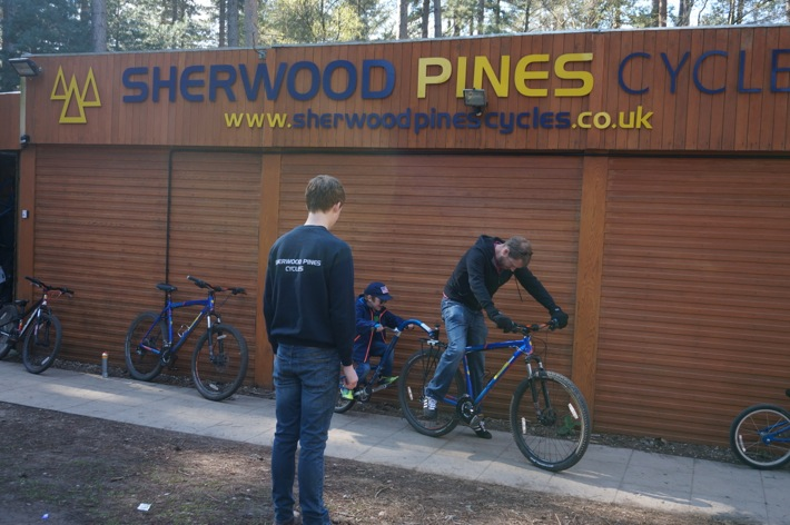 Sherwood Hideaway and Sherwood Pines Cycles - 01