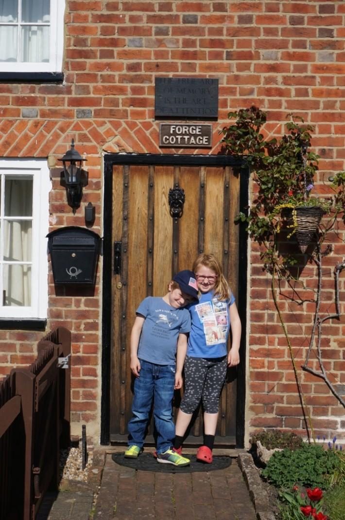 Snaptrip Kent Forge Cottage  - 02