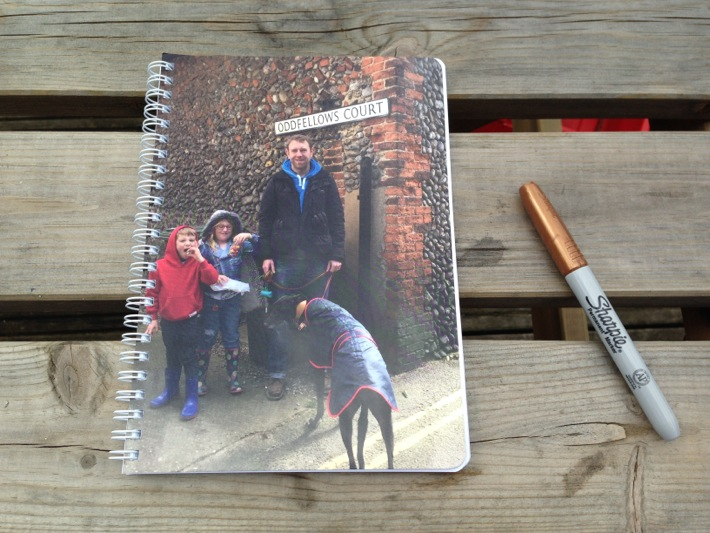 Photo Covered Notebook