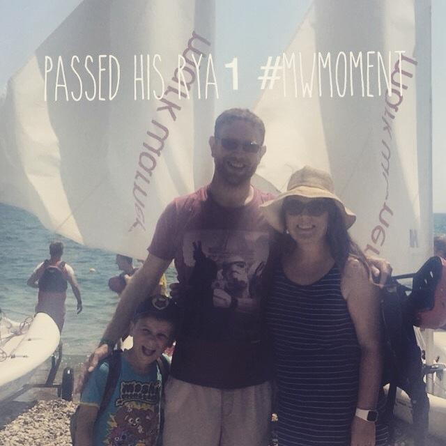 RYA Level 1, Mark Warner Sailing Holiday at Levante