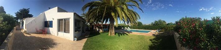 Family villa in Portugal
