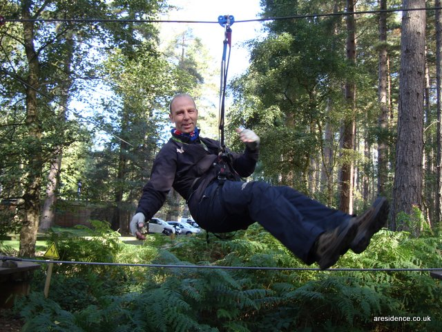 Rate the Date: Go Ape Nottingham
