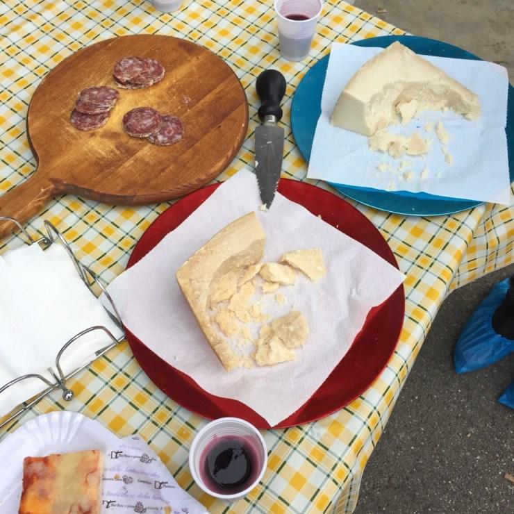 The Day we ate Bologna: Italian Days Food Tour No.1