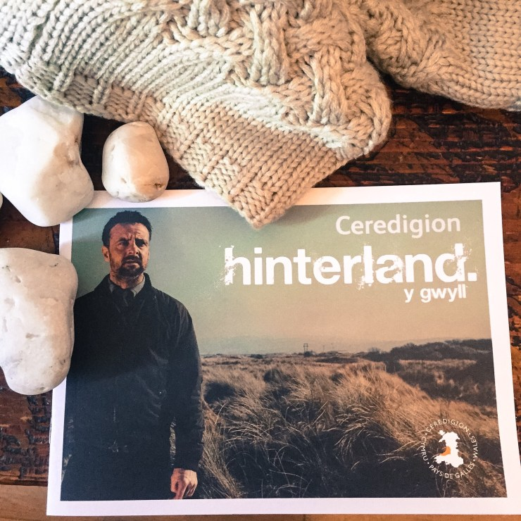 Visiting the setting of HInterland