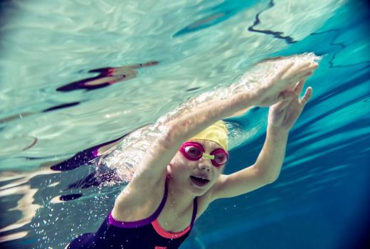 Swim with ease and grace (part 6)