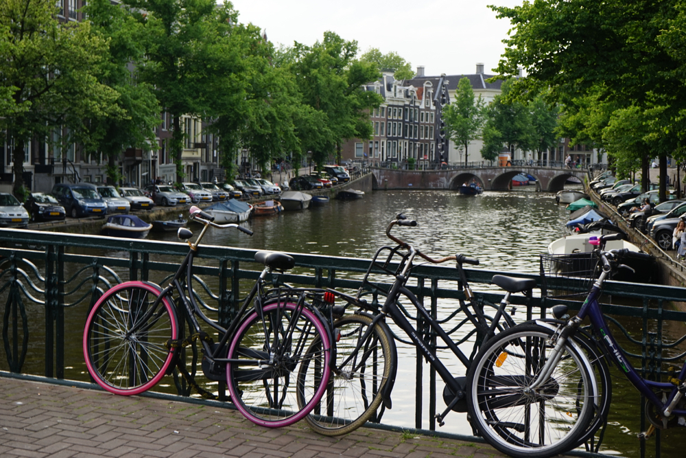 Finding Amsterdam with KLM, a treasure hunt taking in the best of family friendly Amsterdam- Museumplein, Vondelspark, a Canal boat trip - 24