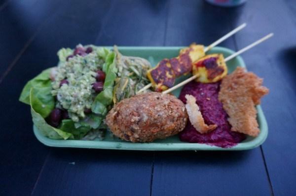 Camp Bestival Foodie Tips