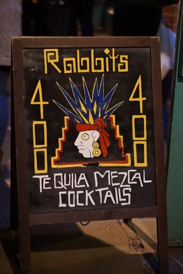 400 Rabbits Nottingham