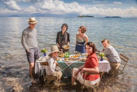 My Family and Other Animals, Corfu, The Durrells