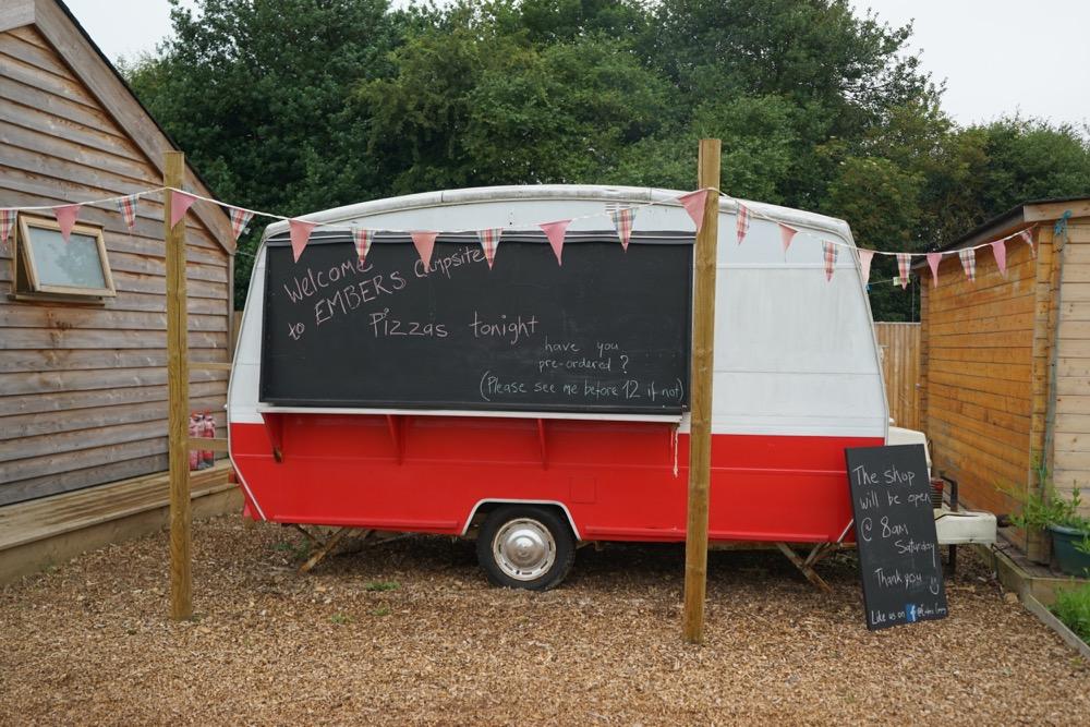 Best Family Campsites: Embers Bentley, Lewes
