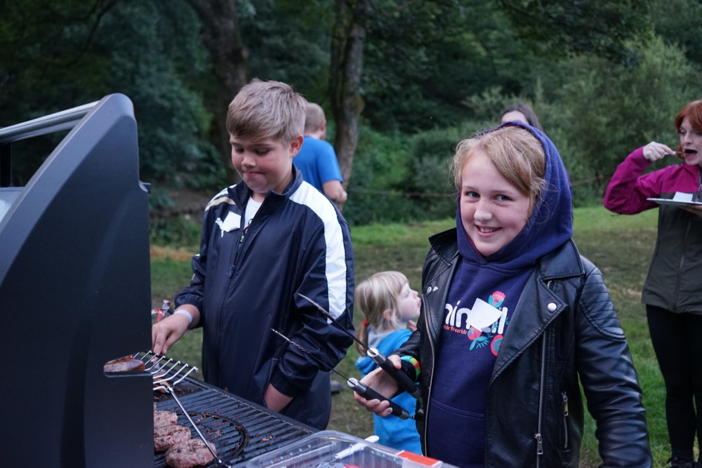 Family Camping with Millets at Gradbach Scout Camp