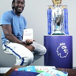 Caleb Femi Yannick Bolasie + kids, Poems to Inspire Resilience: The Premier League Writing Stars campaign