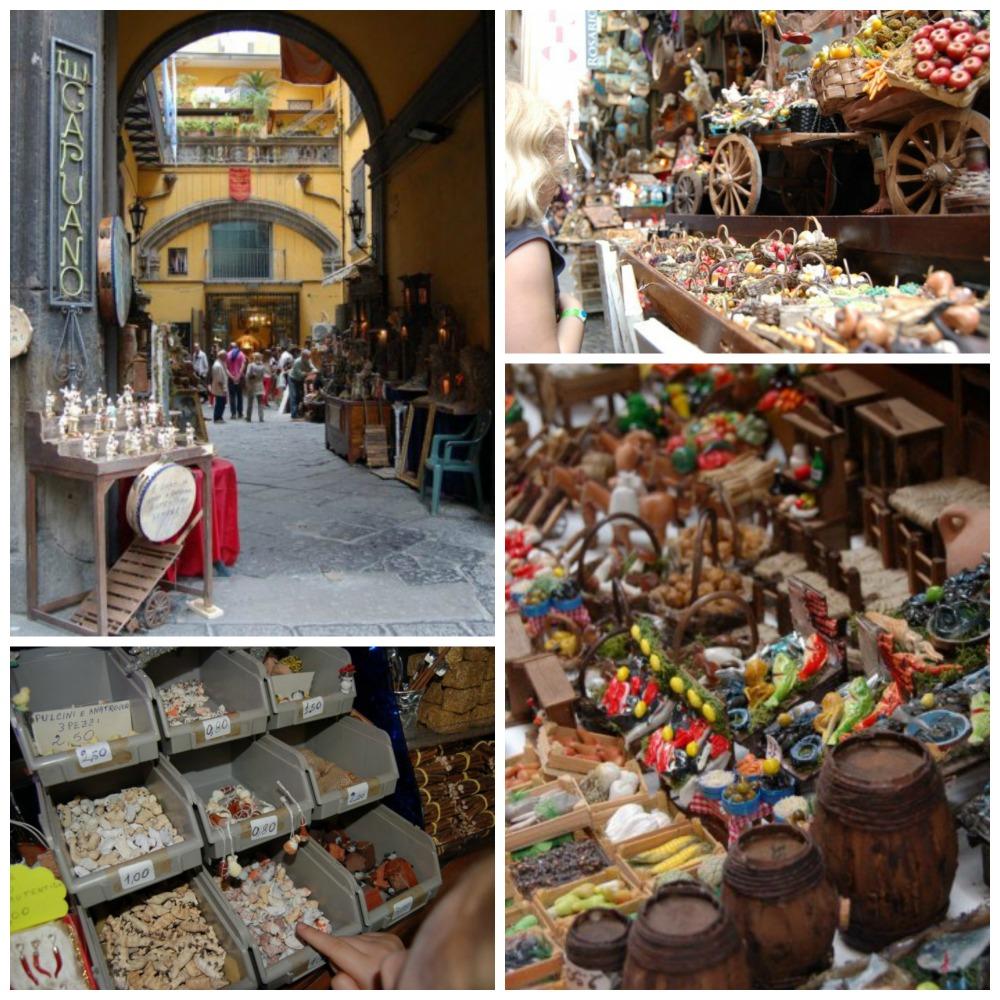 Via S Gregorio Armeno How to see Naples as a family