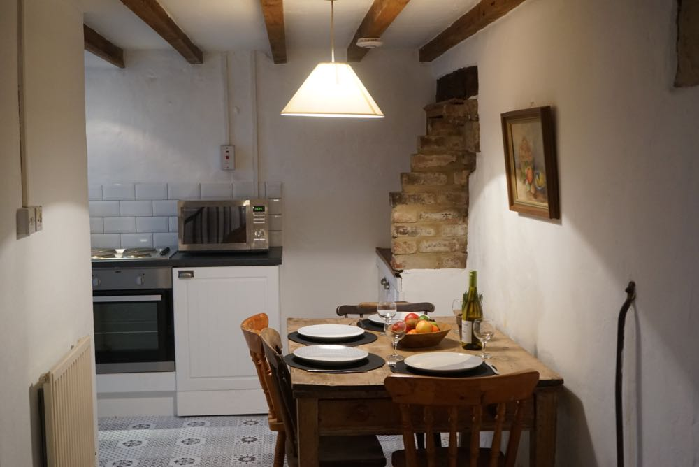mayfield hideaway barn kitchen peak district self catering place