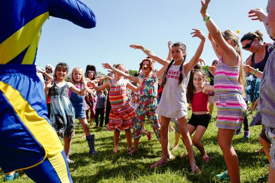 Elderflower Fields the family festival