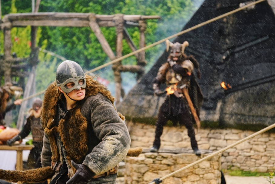 Puy Du Fou The Vikings