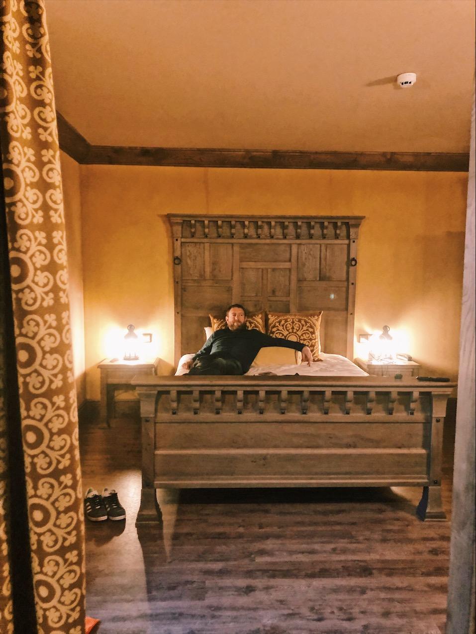 Bedroom La Ciatdelle Puy Du Fou