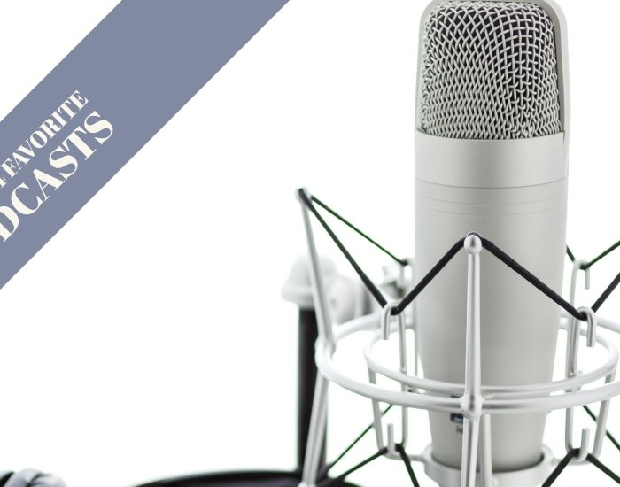 My Top 4 Favourite Podcasts