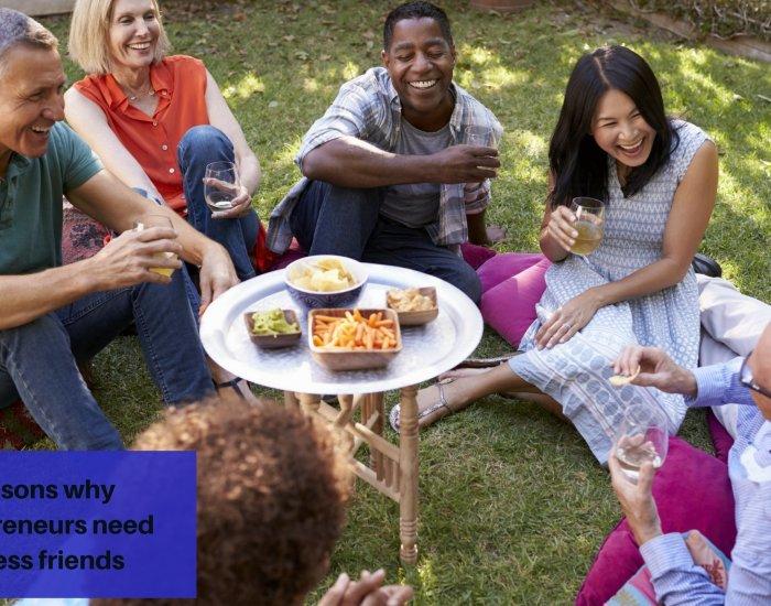 5 Reasons why Parentpreneurs need business friends