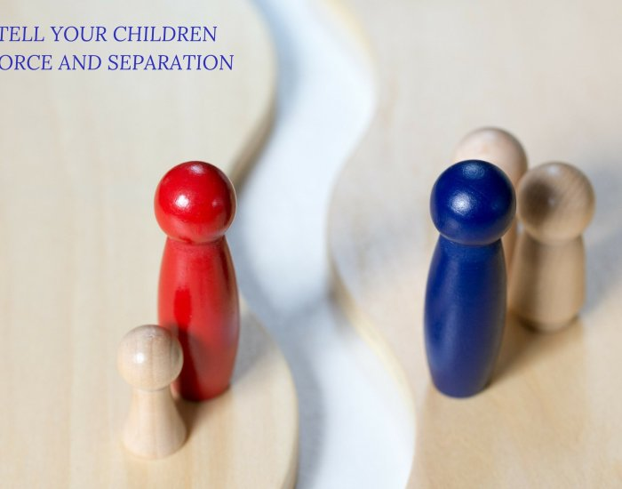 How to Tell Your Children About Divorce and Separation