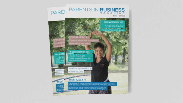 Parents in Business Magazine Issue 9