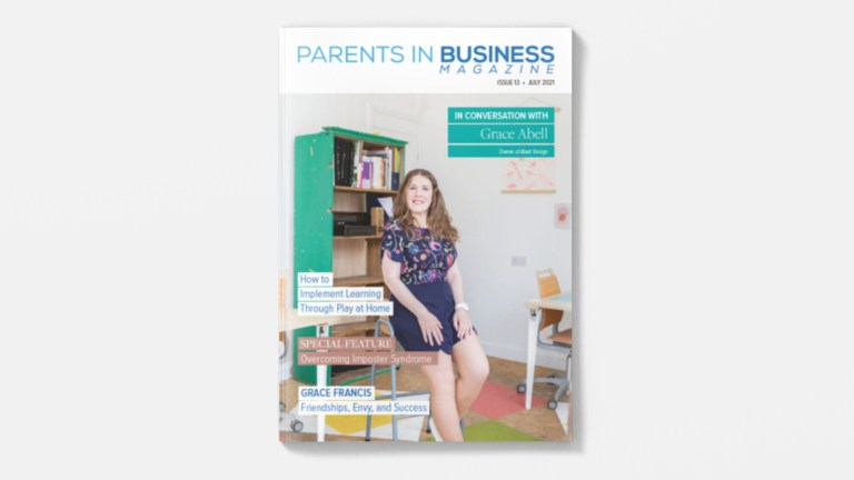 Parents in Business Magazine Issue 13