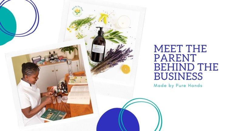Vanessa Afful – Meet the Parent behind the business