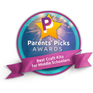 Award Winning Craft Kits for Middle Schoolers - best craft kits for middle schoolers