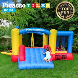 Picasso Tiles KC102 Bounce House