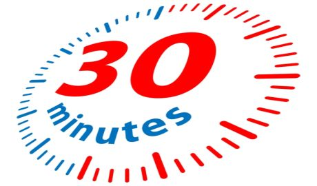 30 minute counseling sessions