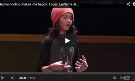 Hackschooling vid – fostering creativity & happiness in our kids
