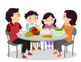 parenting tips family eating