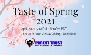 Taste of Spring 2021