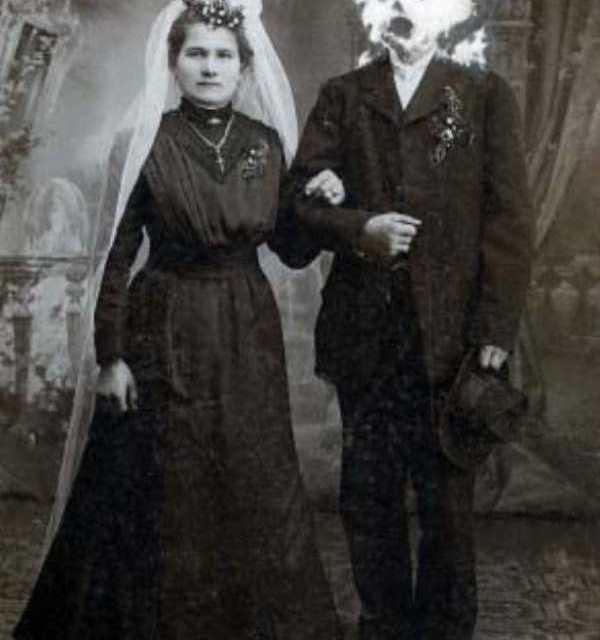 Non era molto felice di sposarsi