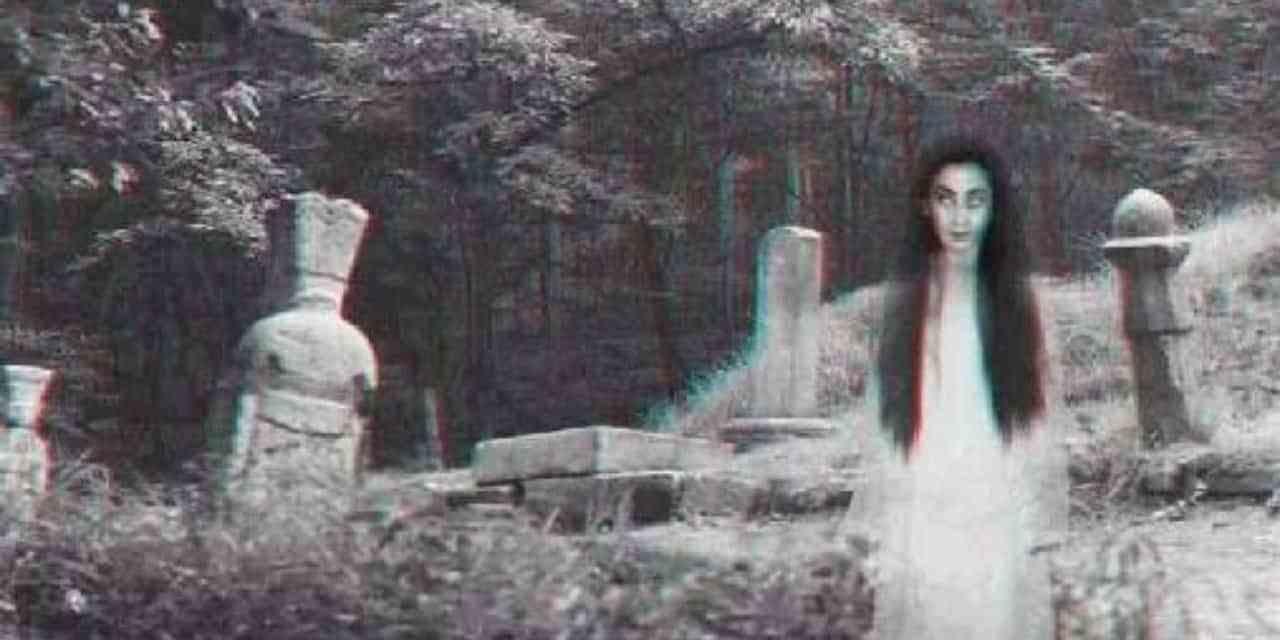 Se i fantasmi possono attraversare i muri e scivolare giù per le scale, perché non cadono attraverso il pavimento?