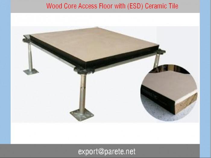 parete raised access floor system