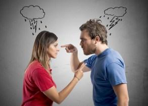 Krisetegn i parforholdet