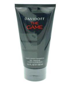 davidoff the game hair & body shampoo