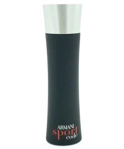 Giorgio Armani Armani Code Sport 125ml Eau de Toilette pour Homme