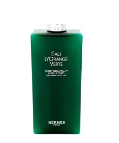 Hermès Eau d'Orange Verte 200ml Refreshing Body Gel