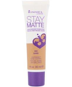 Rimmel Stay Matte Foundation 300 Sand