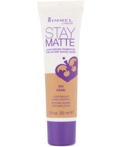 Rimmel Stay Matte Foundation 300 Sand