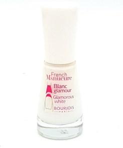 Bourjois French Manucure Blanc Glamour 10ml 91 Blanc Glamour
