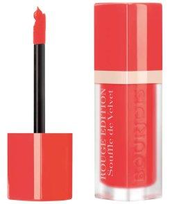 Bourjois Rouge Edition Souffle de Velvet Lipstick 01 Orangélique