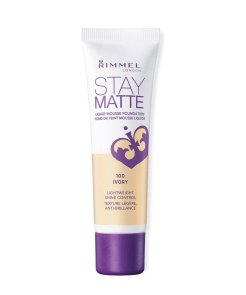 Rimmel Stay Matte Foundation 100 Ivory