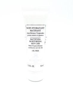Sisley Mattifying Moisturizing Skin Care With Tropical Resins 50ml Oil Free