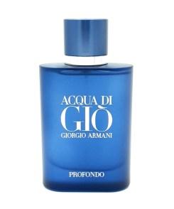 Acqua di Gio Profondo 75ml Eau de Parfum